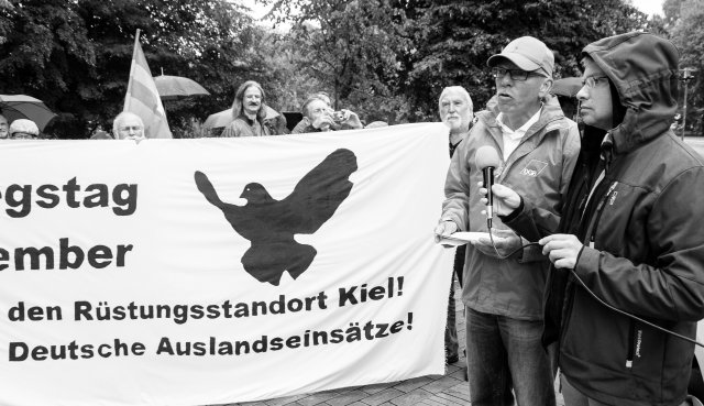 1. September 2014 Demo (Fotos Peter Werner)